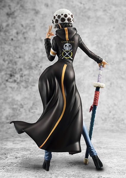 Trafalgar Law POP - One Piece - MegaHouse info pre 04