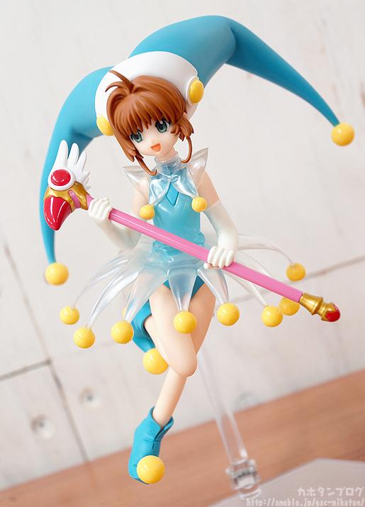 figFIX Sakura Kinomoto Battle Costume Card Captor Sakura Max Factory pics 03