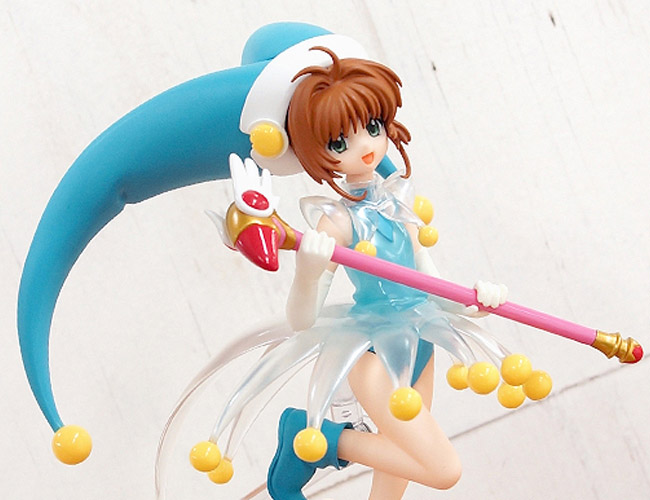 figFIX Sakura Kinomoto Battle Costume Card Captor Sakura Max Factory pics 20