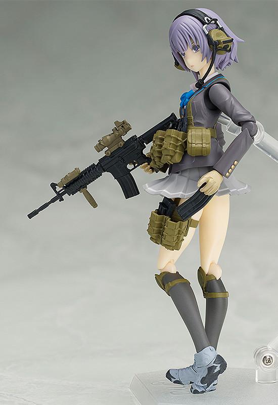 figma Miyo Asato Little Armory TOMYTEC pre 02