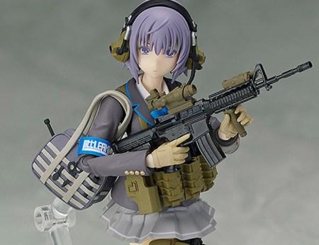 figma Miyo Asato Little Armory TOMYTEC pre 20