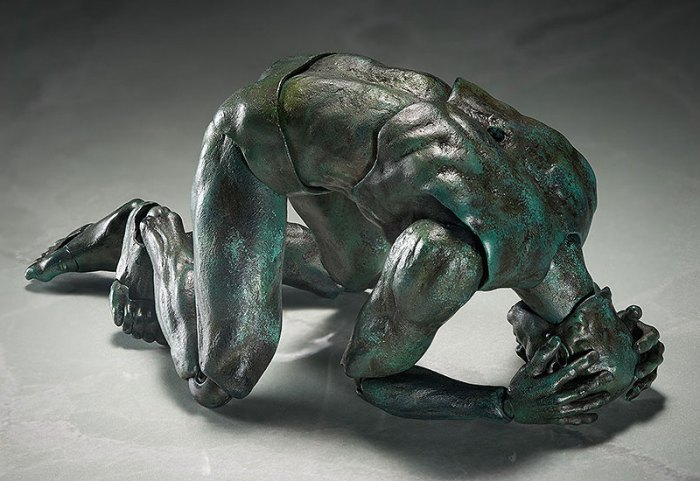 the thinker - ristampa - freeing - 5