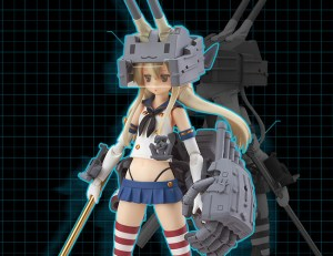 Alloy Shimakaze - Kantai Collection KanColle - Good Smile Company pre 20