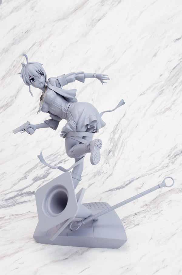 Aoi Sakurai - Rail Wars - Broccoli prototype 06