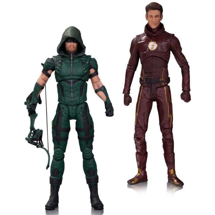 DCTV-Green-Arrow-and-The-Flash-TV-Series-Action-Figure-2-Pack