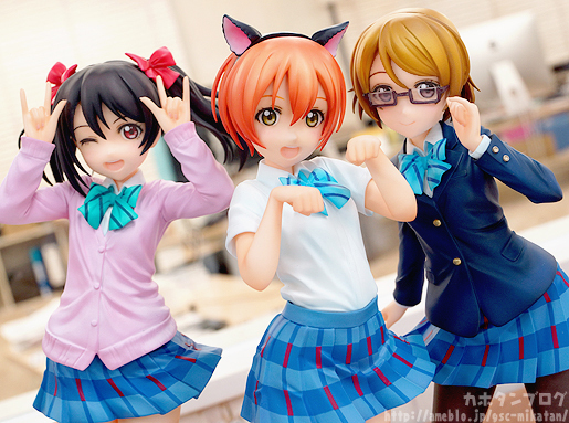 FREEing Love Live Photogallery 01