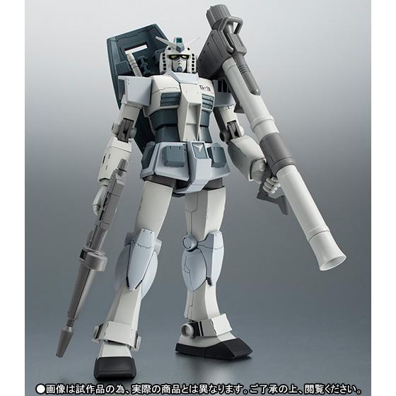 Gundam RX-78-3 G-3 ver. A.N.I.M.E. ROBOT SPIRITS SIDE MS Bandai Itakon.it -0004