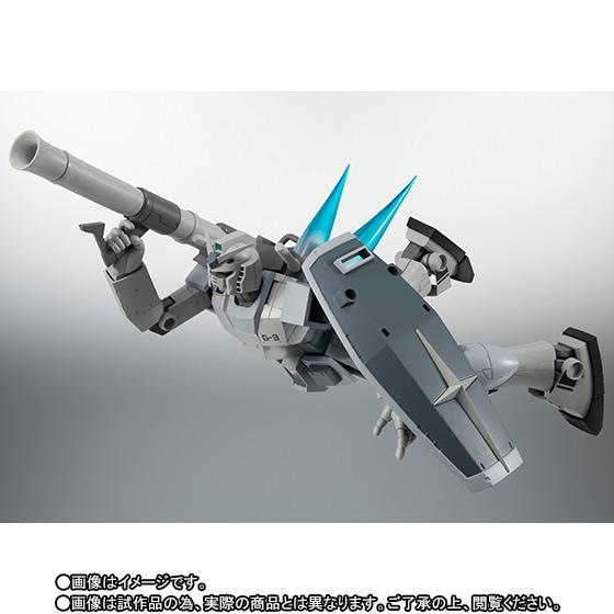 Gundam RX-78-3 G-3 ver. A.N.I.M.E. ROBOT SPIRITS SIDE MS Bandai Itakon.it -0007