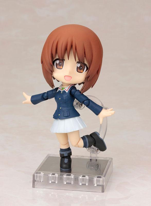 Miho Nishizumi Cu-Poche Kotobukiya Girls und Panzer 01