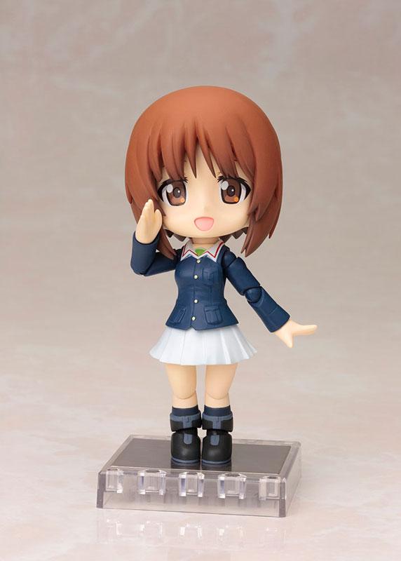 Miho Nishizumi Cu-Poche Kotobukiya Girls und Panzer 02