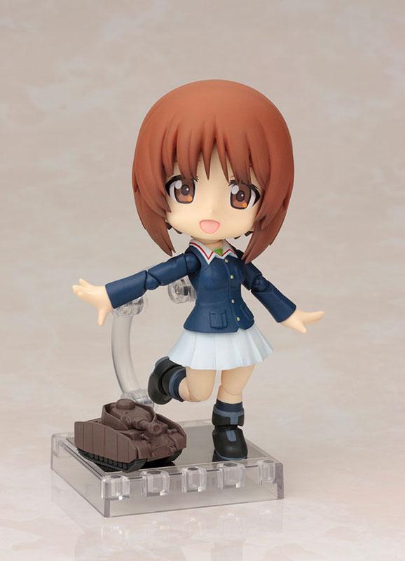 Miho Nishizumi Cu-Poche Kotobukiya Girls und Panzer 05