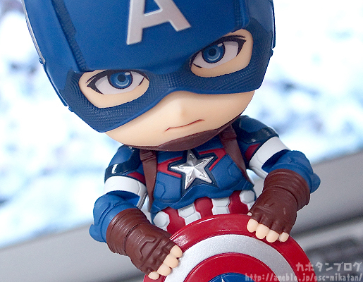 Nendoroid Captain America - Avengers - Good Smile Company gallery 09
