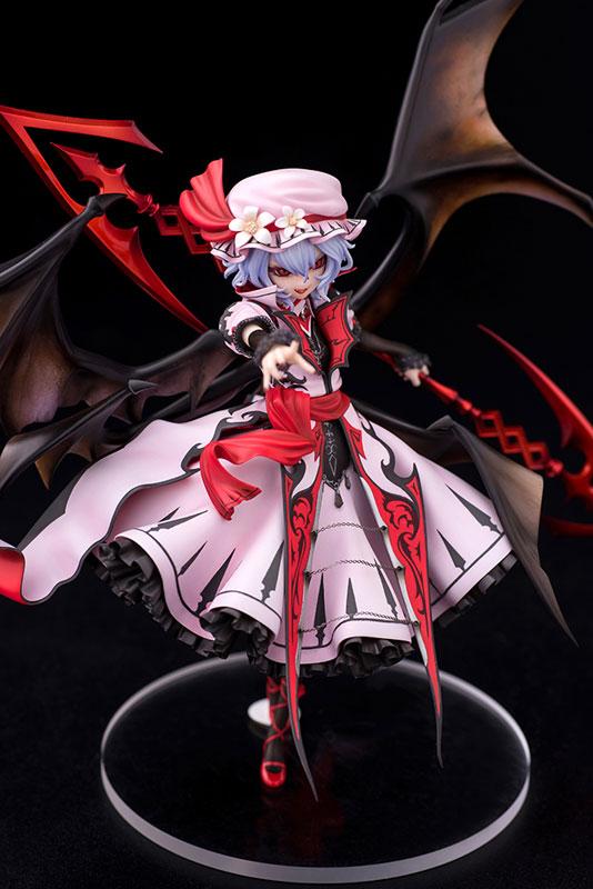 Remilia Scarlet Koumajou Densetsu - Touhou Project - Ques Q pre 15