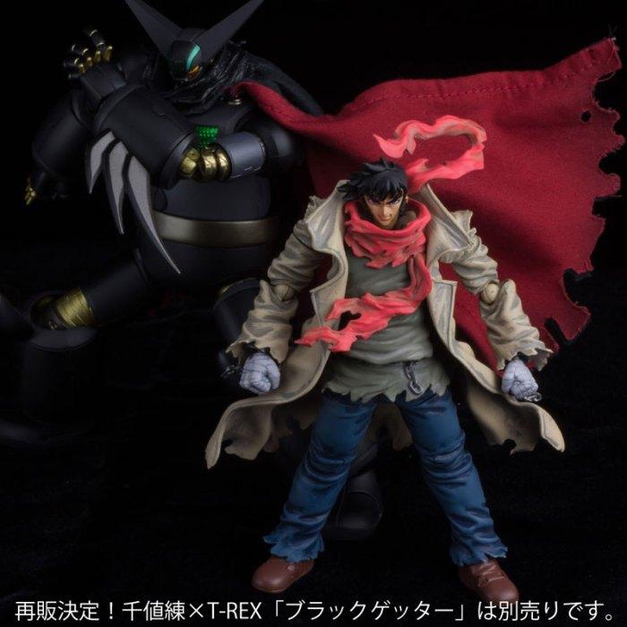 Ryoma Nagare - Getter Robo Armageddon - SENTINEL pre 05