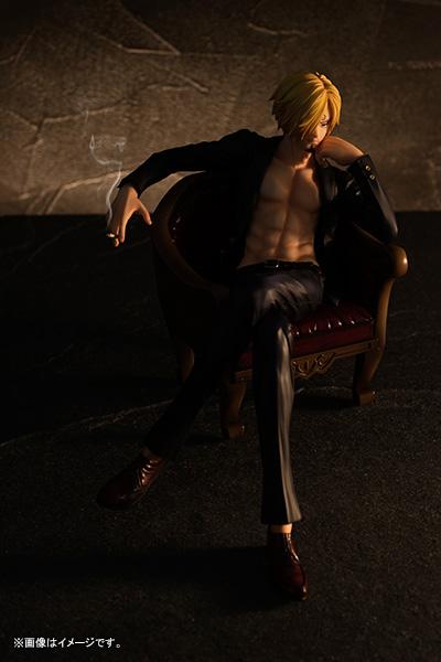 Sanji POP One Piece Limited MegaHouse pics 09