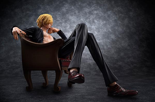 Sanji POP One Piece Limited MegaHouse pics 15