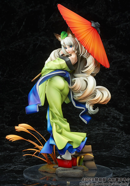 Yuzuruha - Oboro Muramasa - ALTER preview 01