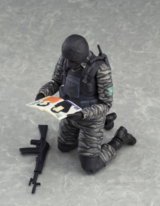 figma Gurlukovich Army Soldiers MGS2 Max Factory pics 05