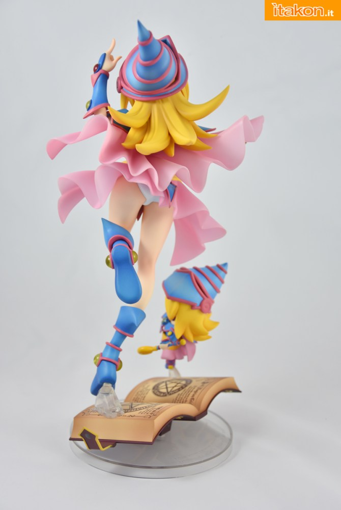 Dark Magician Girl - Amakumi x Hobby Japan - Recensione - Foto 54