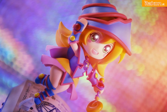 Dark Magician Girl - Amakumi x Hobby Japan - Recensione - Foto 97