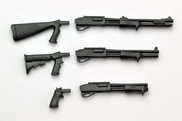 Little Armory LA019 M870MCS Tomytec 03