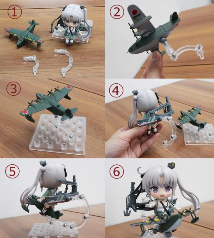 Nendoroid Akitsushima KanColle 11