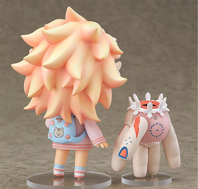 Nendoroid Kogane Asabuki Migite-chan Set pre 02