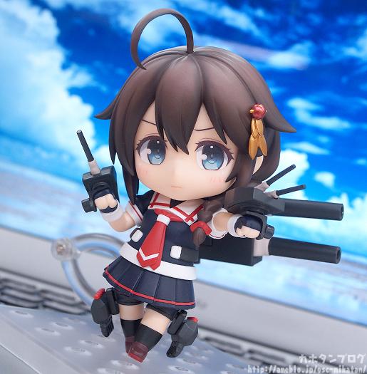 Nendoroid Shigure GSC KanColle pics 04