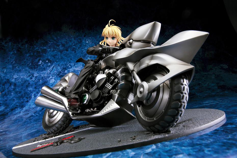 Saber & Saber Motored Cuirassier Fate ZERO GSC rerelease 02