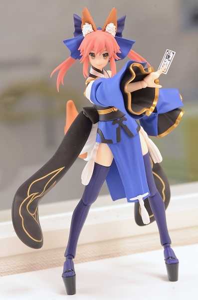 figma Caster Fate EXTRA photogallery 07