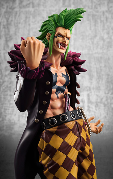 Bartolomeo POP One Piece MegaHouse pre 02