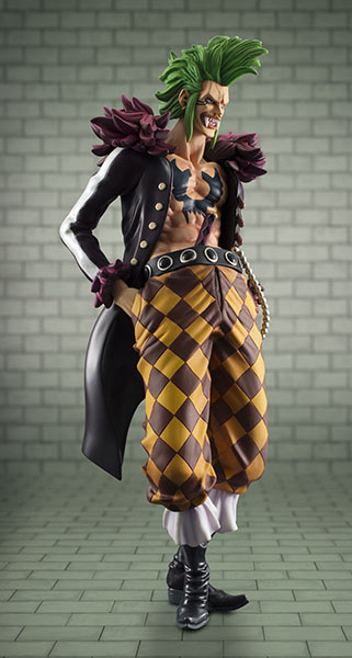 Bartolomeo POP One Piece MegaHouse pre 06
