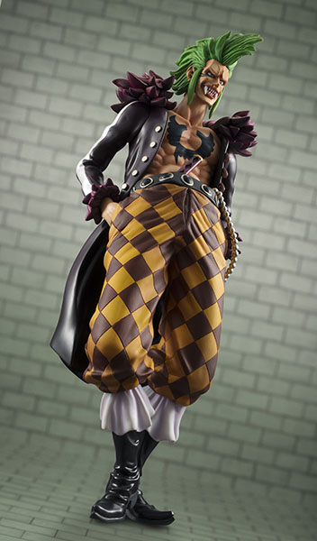 Bartolomeo POP One Piece MegaHouse pre 10