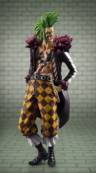 Bartolomeo POP One Piece MegaHouse pre 12
