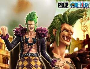 Bartolomeo POP One Piece MegaHouse pre 20