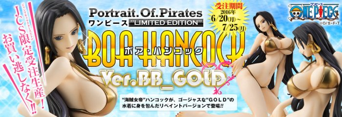Boa Hancock BB GOLD ps 01