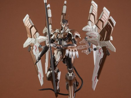 Sentinel Riobot 12 Anubis da Zone Of The Enders – Recensione