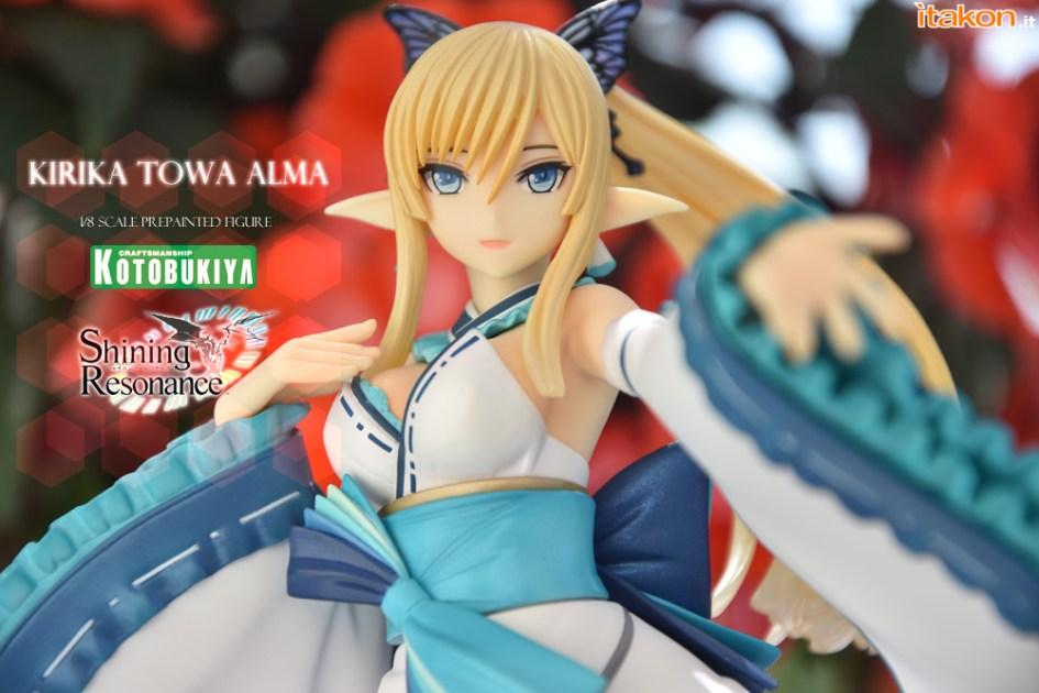 Kirika Towa Alma - Kotobukiya - Recensione - Foto 79