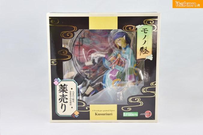 Kusuriuri Mononoke - Recensione - Kotobukiya - Foto 01