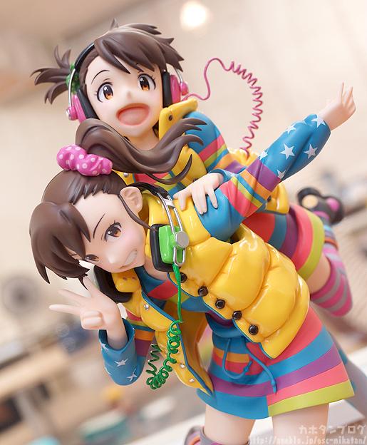 Mami Ami Futami iDOLMASTER Phat preview 09