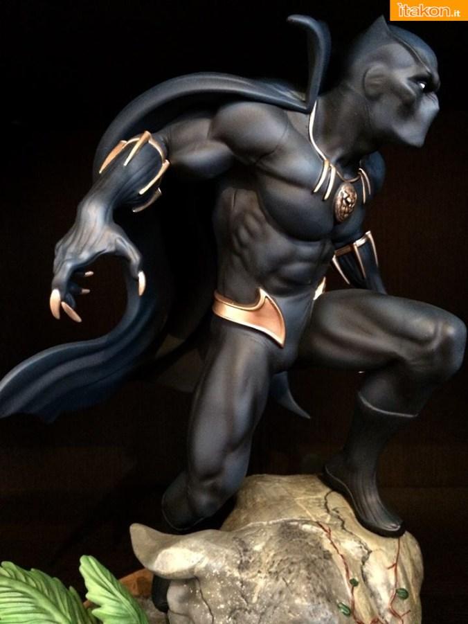Marvel Comics Black Panther Fine Art Statue - Kotobukiya - Recensione Bossborot - Foto 22