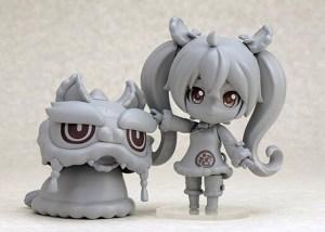 Miku Hatsune Shishimai pics Nendoroid 20