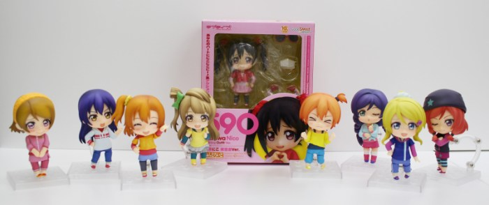 Nendoroid Love Live Training Outfit gallery 01