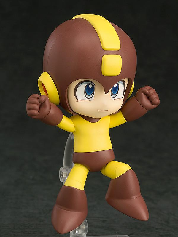 Nendoroid Mega Man Metal Blade GSC pre 03