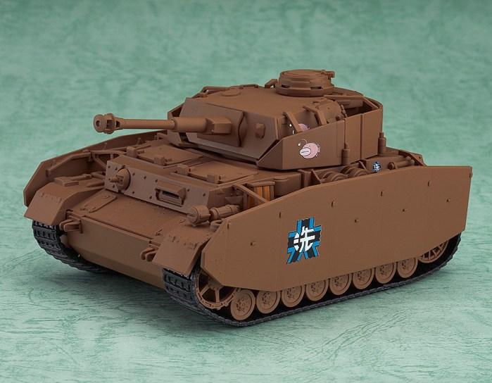 Nendoroid More Panzer H Spec GSC pre 01