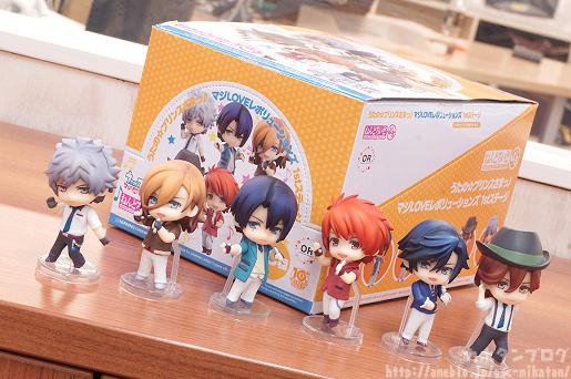 Nendoroid Petit Uta no prince-sama boxed 16