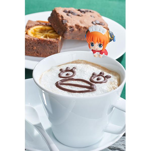 Ochatomo Series Gintama Yorozuya Cafe4