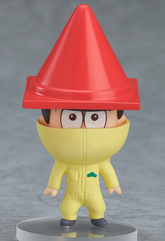 Osomatsu-san mini figures Orange Rouge WF2016S pics 06