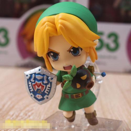 Rubrica AntiBootleg - Link Mayora Mask Ver - Nendoroid - Good Smile Company - Foto 10