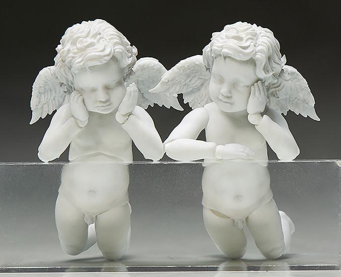 figma Angel Statues FREEing pre 03